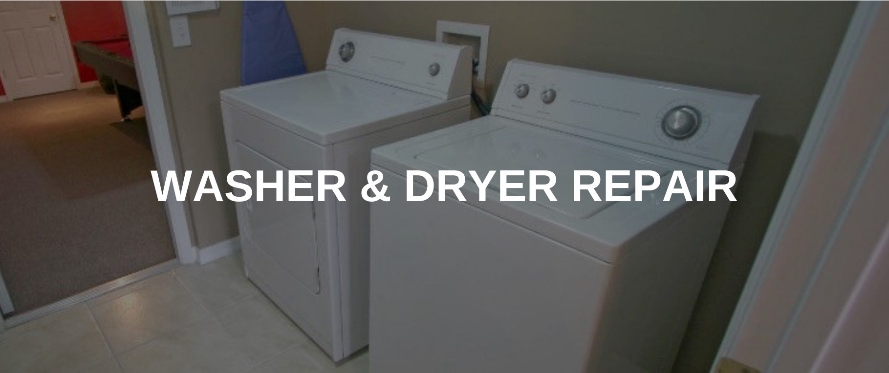 washing machine repair salem or