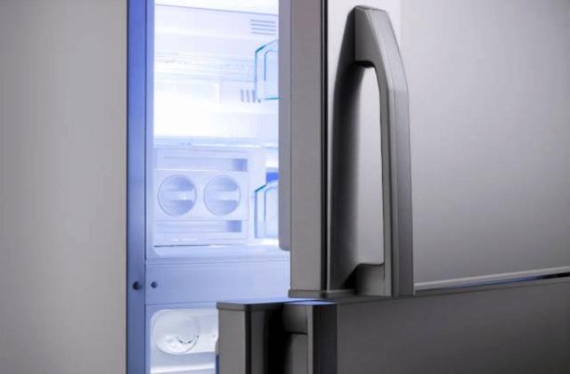 refrigerator too warm